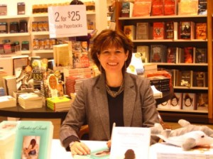Oakville Author Susan Crossman