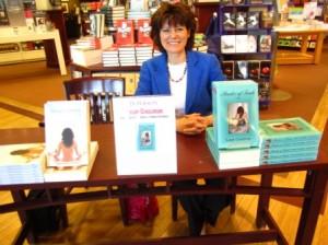Oakville Author Susan Crossman